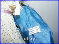 Vintage Madame Alexander composition doll 18 PRINCESS ELIZABETH