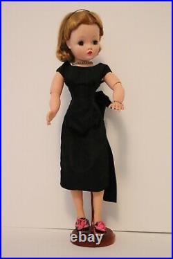 Vintage Rare Tagged Jane Miller Dress For Madame Alexander Cissy (No Doll) Minty
