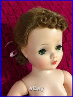 Vintage tosca hair Cissy Doll 20-21 Madame Alexander