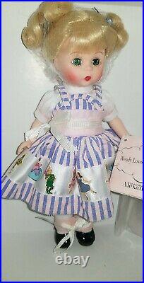 Wendy Loves Munchkinland 8'' Madame Alexander Doll NRFB, Rare