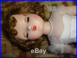 Winnie Walker by Madame Alexander 18 Doll with Cissy Binnie Face