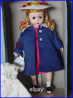 +madame Alexander Hard Plastic Mib Lissy Doll, Cissy's Little Sister